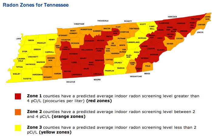 Tennessee Time Zone Map Quotes